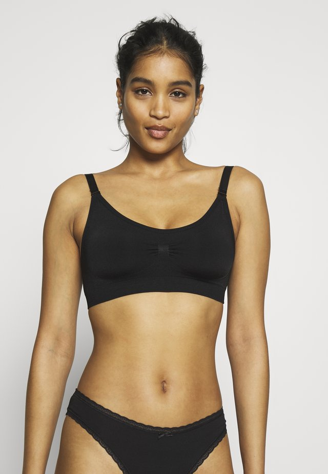 BETTER THAN SPAGHETTI - T-shirt bra - black