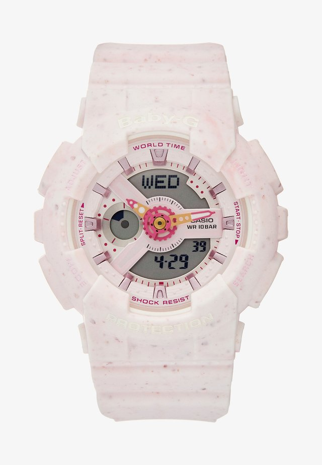 Watch - light pink