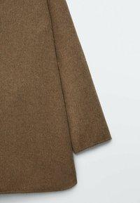 Massimo Dutti - Short coat - brown - 5