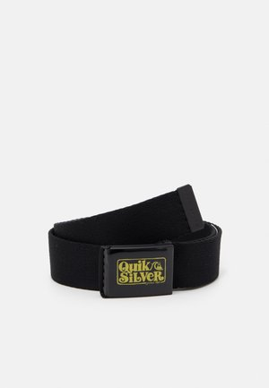 IM A BELT YOUTH - Pasek - black