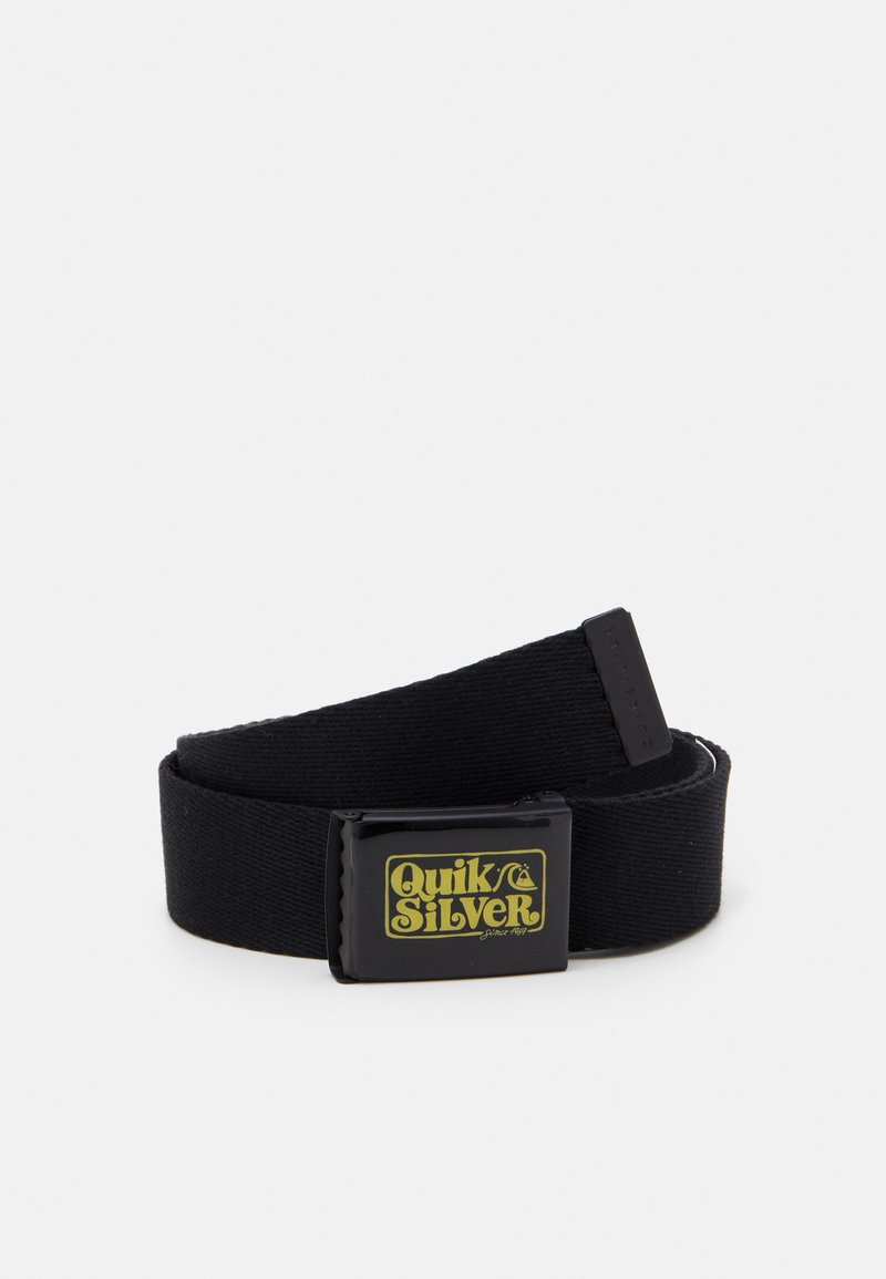 Quiksilver - IM A BELT YOUTH - Cinturón - black