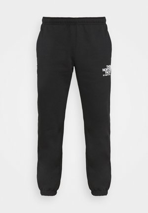 COORDINATES PANT - Tracksuit bottoms - black