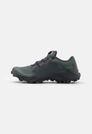 WILDCROSS - Chaussures de running - balsam grey/ebony