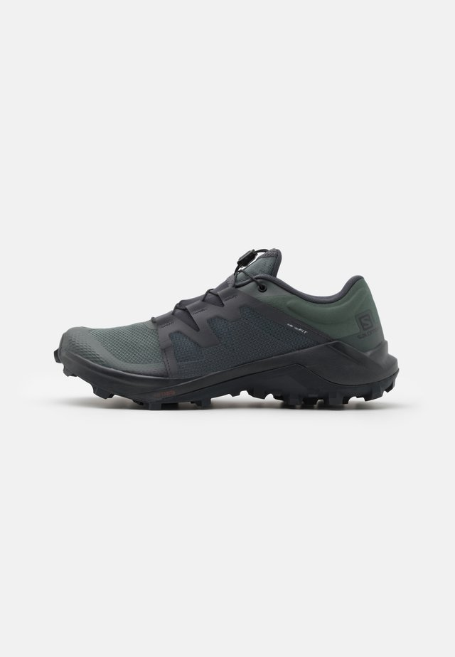 WILDCROSS - Běžecké boty do terénu - balsam grey/ebony