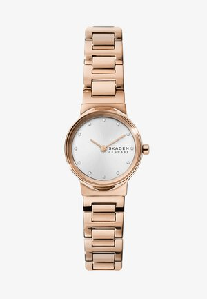 FREJA - Klokke - rose gold-coloured