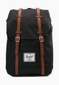 Herschel - RETREAT - Reppu - black - 5