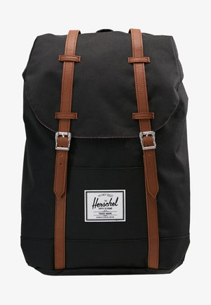 RETREAT - Mochila - black