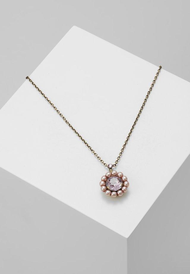 KALEIDOSCOPE ILLUSION - Necklace - beige