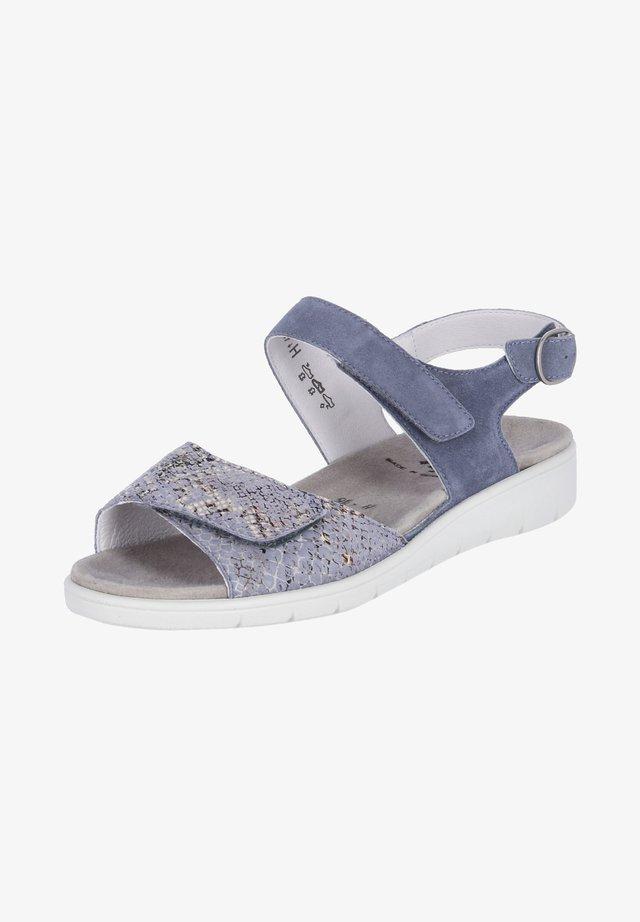 DUNJA - Sandals - blau