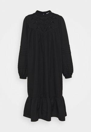 LINDE - Vestito estivo - black