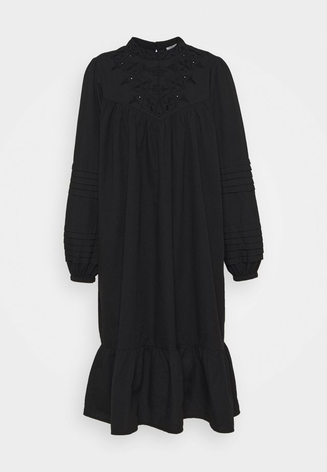 LINDE - Robe d'été - black