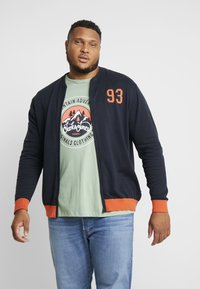 Jack´s Sportswear - FULL ZIP CARDIGAN - Gilet - navy - 0