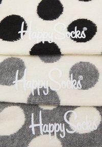 Happy Socks - BIG DOT BASIC 3 PACK - Socks - multi - 1