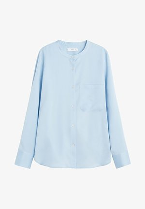 MAOSAT - Button-down blouse - blauw