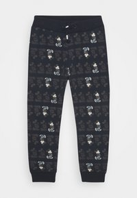 Name it - NMMMICKEY - Tracksuit bottoms - dark sapphire - 0