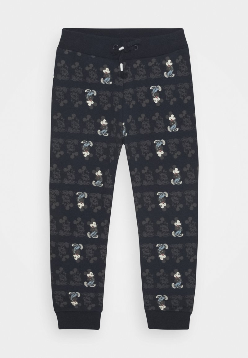 Name it - NMMMICKEY - Tracksuit bottoms - dark sapphire