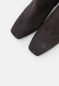 Alberto Zago - Kotníkové boty - antracite - 5