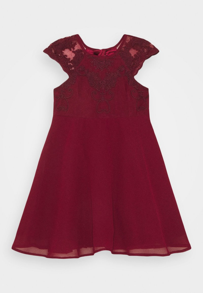 Chi Chi Girls - LOUISE GIRLS - Cocktail dress / Party dress - burgundy