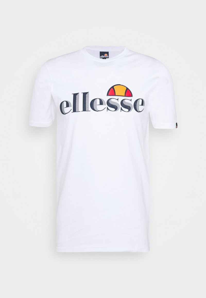 Ellesse - HAREBA - Print T-shirt - white