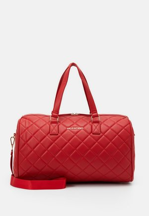 OCARINA - Weekend bag - rosso
