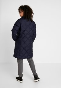 Columbia - ICY HEIGHTS MID LENGTH JACKET - Down coat - dark nocturnal - 3