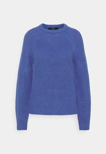 VMNEWLEA O-NECK - Jumper - dazzling blue