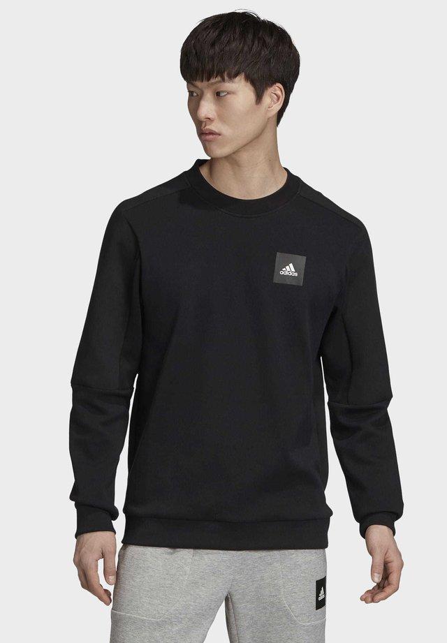 MUST HAVES CREW SWEATSHIRT - Sweatshirt - black