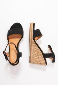 Mexx - ESTELLE - High heeled sandals - black - 3