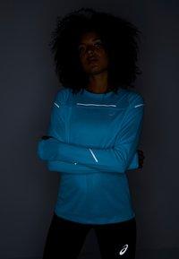 ASICS - LITE SHOW - Bluzka z długim rękawem - ice mint - 3