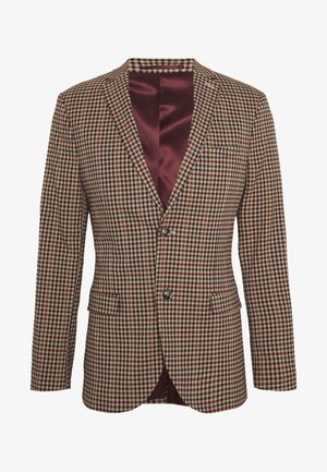 CAPE - Suit jacket - brown