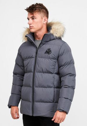 Giacca invernale - charcoal