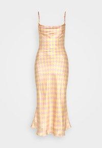 AUBREY - Cocktail dress / Party dress - pink/yellow