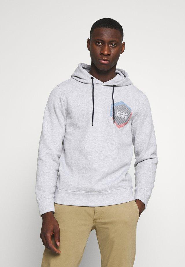 JCOCOOL  - Hoodie - light grey melange