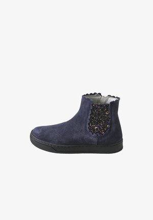 Classic ankle boots - marine