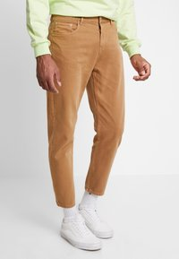 Weekday - BOBBIN - Trousers - camel - 0