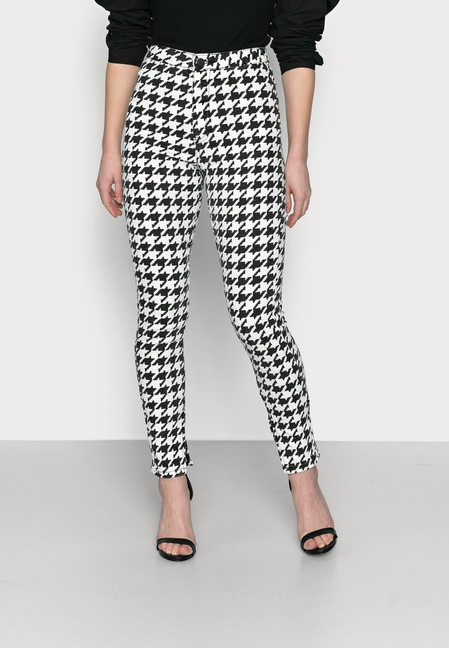 DOGTOOTH VICE - Jeans Skinny Fit - multi