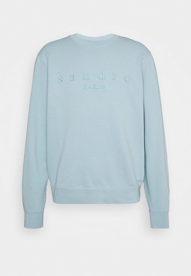 CREW UNISEX - Sweater - bleu ciel