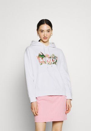 GRAPHIC STANDARD HOODIE - Sweat à capuche - white