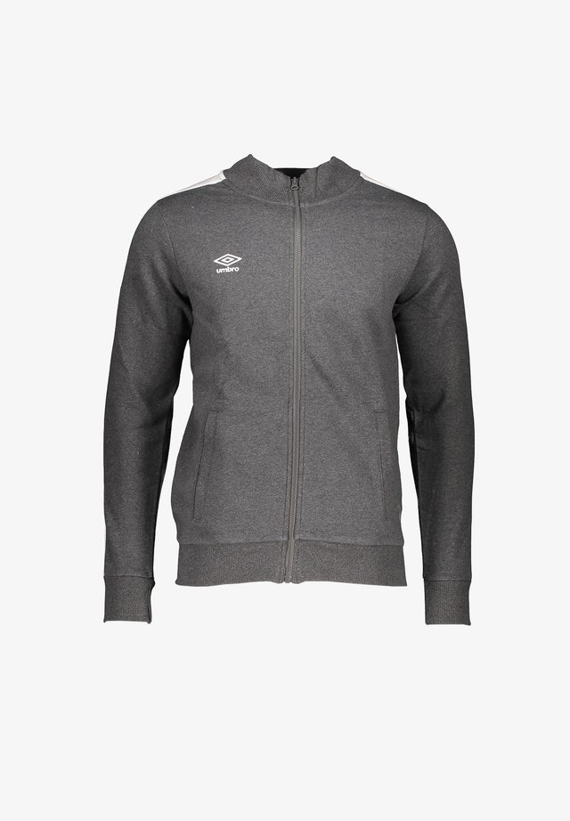 Training jacket - grau