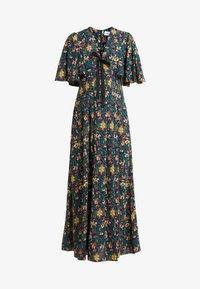 Three Floor - MISAMIS DRESS - Vestido largo - azure blue/gold - 3