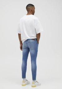 PULL&BEAR - Jeans Skinny Fit - royal blue - 2