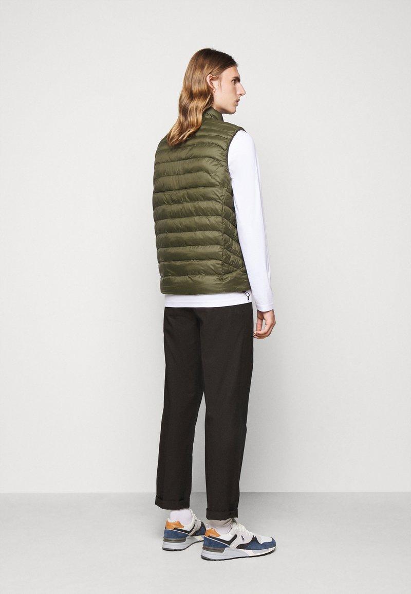 Polo Ralph Lauren - TERRA VEST - Waistcoat - dark loden