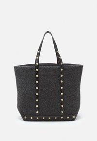 Vanessa Bruno - CABAS - Shopping bag - anthracite - 0