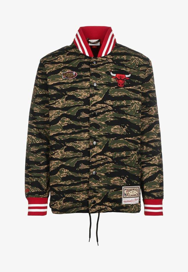 TIGER CHICAGO BULLS - Training jacket - camo
