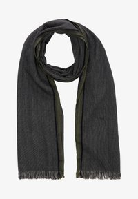 s.Oliver - Scarf - black stripes - 3