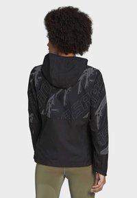 adidas Performance - OWN THE RUN REFLECTIVE JACKET - Training jacket - black - 2