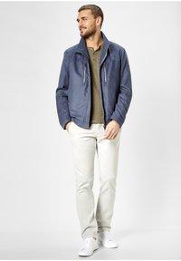 Redpoint - MODISCHE  TODDY - Outdoor jacket - dusty blue - 1