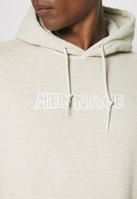 Mennace - ROSEBOWL DESERT REGULAR HOODIE - Sweatshirt - sand - 4