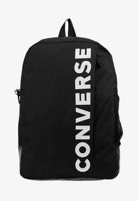 Converse - SPEED BACKPACK - Rucksack - black - 7