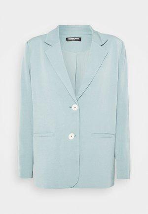 SHINE - Abrigo corto - blue